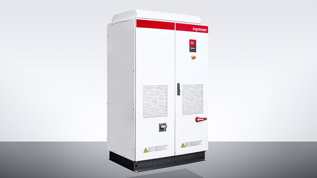 Ingeteam commissions the very first hybrid solar power and battery storage system in Brazil
