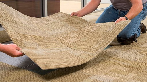 Development of  biobased carpet  backing step towards sustainable flooring