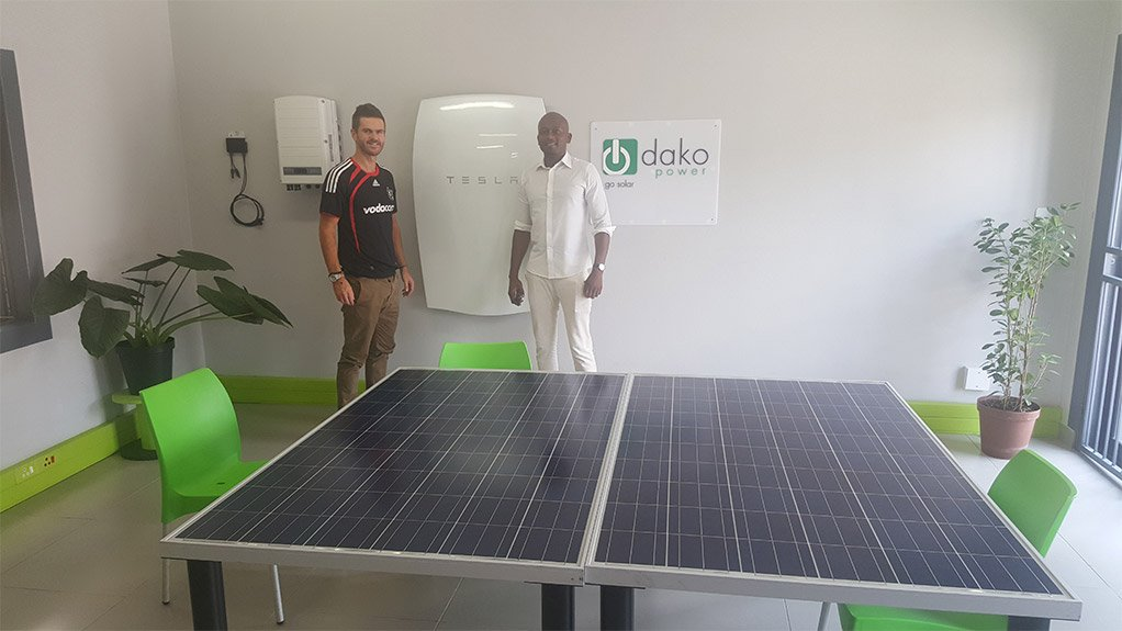 INSTANT ENERGY Two variants of the Tesla Powerwall system have been launch globally, the 7 kWh and 10 kWh variant, but currently only the 7 kWh Powerwall is available in Africa