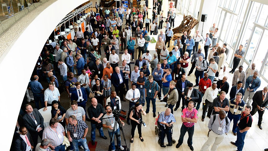 TWICE THE SIZE Guests from 33 African countries will visit the Power and Electricity World Africa showcase being held at the Sandton Convention Centre