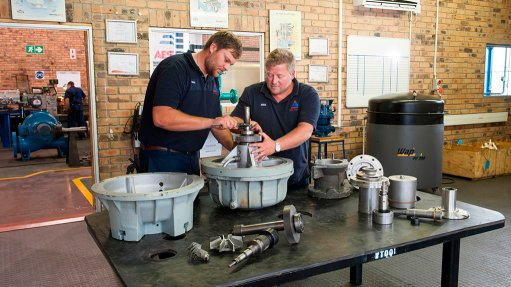 Maintenance strategies key to SA industry