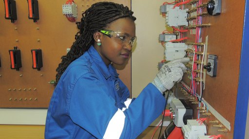 JV refinery boosts  skills development