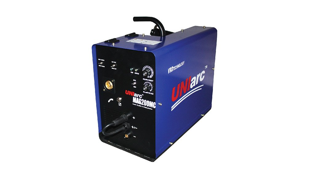 Making Welding a Breeze:  Gasless 'Innershield' Welding Machines from Renttech bring multiple benefits to the user
