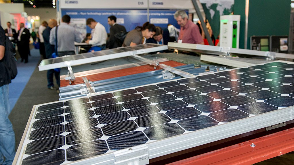 Steel producer for PV system to exhibit at expo