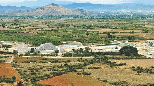 San Jose mine, Mexico
