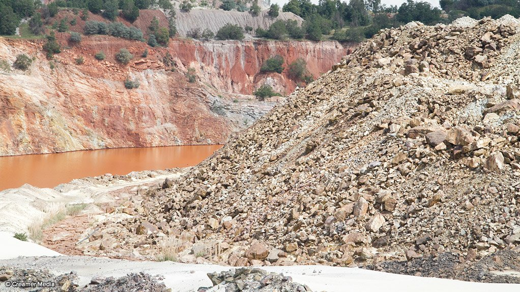COSTLY CHARGES The potential financial ramifications of funding liabilities, such as acid mine drainage, may not be insubstantial