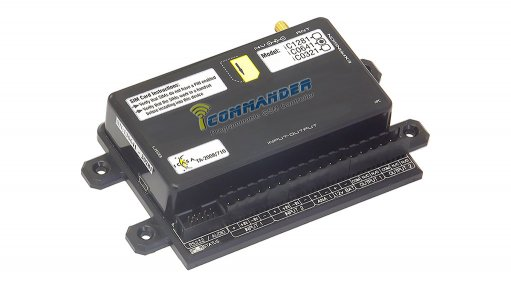 I-COMMANDER  The i-Commander is a control and telemetry device configured to perform site specific functions and enables the client to remotely monitor and manage the operation
