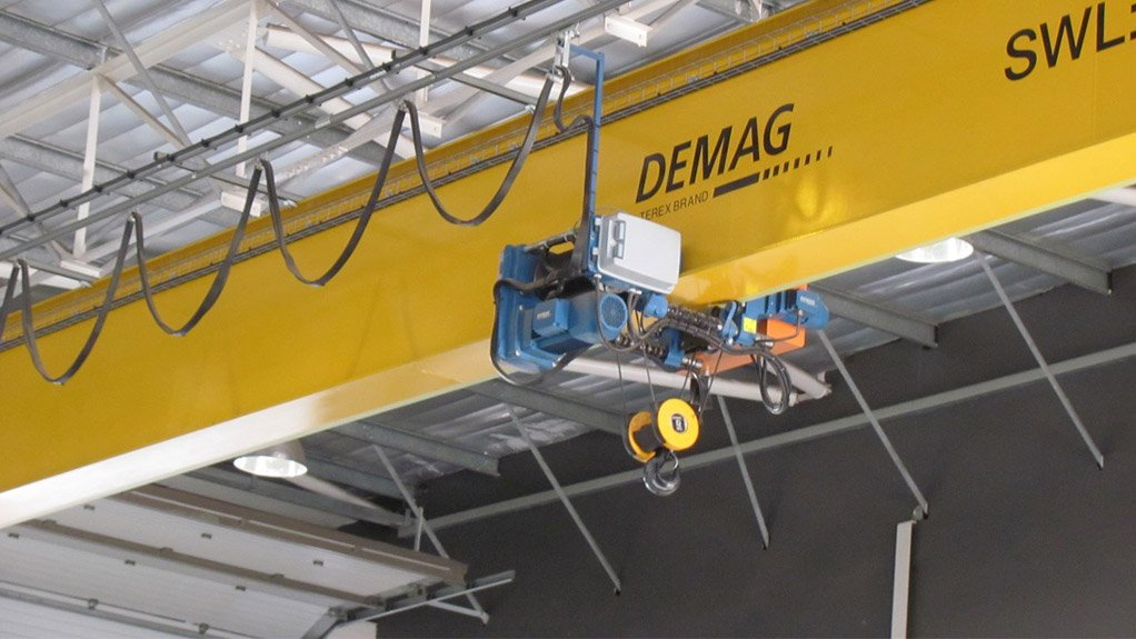 PREVENTION IS KEY Laser measuring technology a key tool in preventing unscheduled downtime on crane runway systems