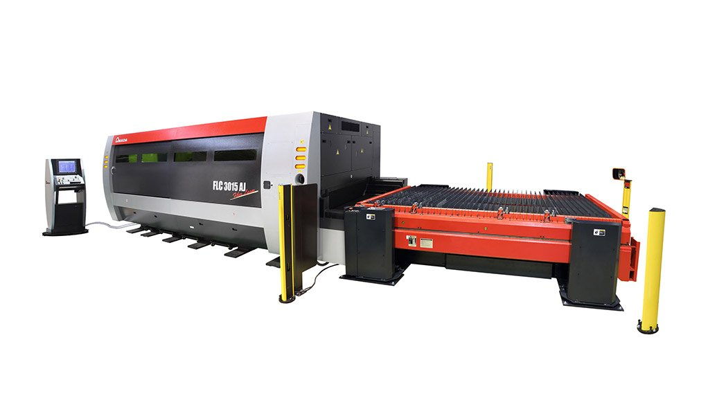 FAST, PRECISE AND EFFICIENT The Amada range of fiber laser cutting technology is the most economical machine solution available in the midrange segment