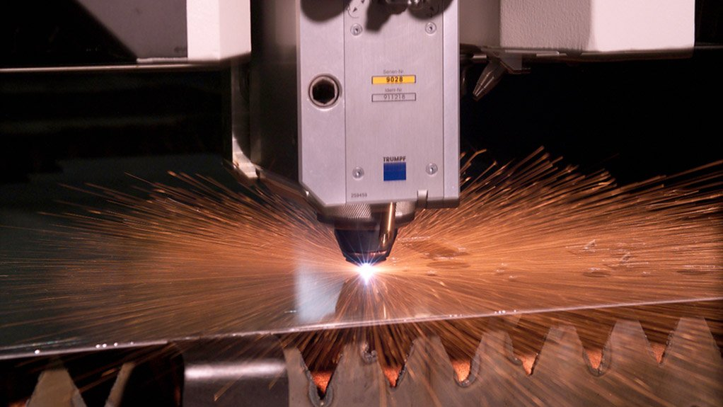 WORTH IT Laser technology provides added shortcuts for customers and can help increase their manufacturing process