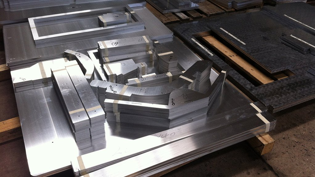 PRECISION  Lasers cut at very high speeds thereby reducing the time it takes to produce parts
