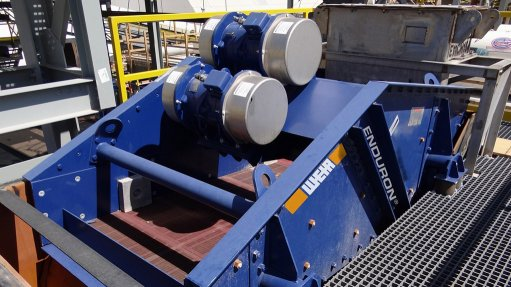 New dewatering screens primed for cost reductions