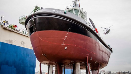 Aveng's work on tugboat contract progressing well