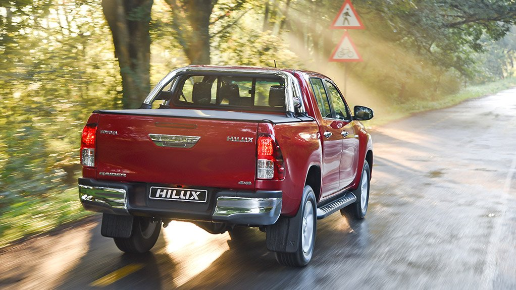 Production of new Hilux kicks off in Durban