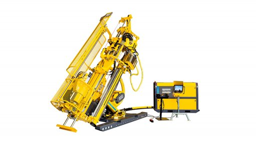 SMART RIG The Diamec Smart core drilling rigs have an advanced rig control system that enables automatic functions such as drilling and adding and removing of rods
