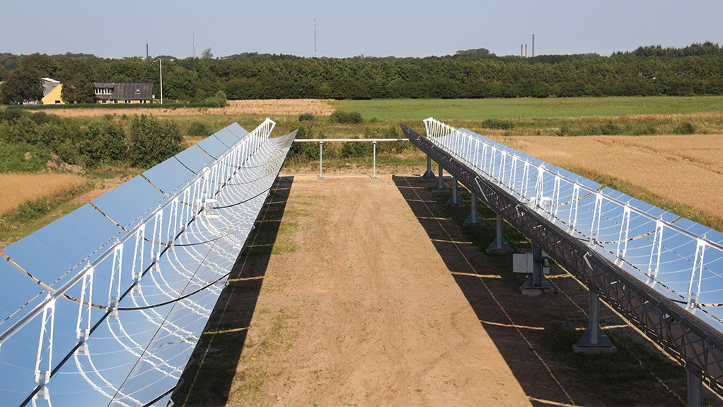 Aalborg CSP supplies concentrated solar power system for combined heat and power generation in Denmark