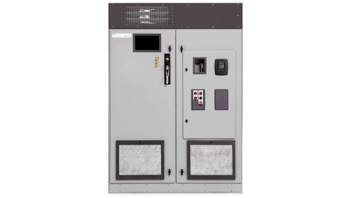 SC9000 EP The medium voltage adjustable frequency drive reduces downtime and maintenan