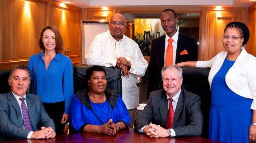 Jeffares & Green name-change celebrates 'Afrika', reflects company strategies