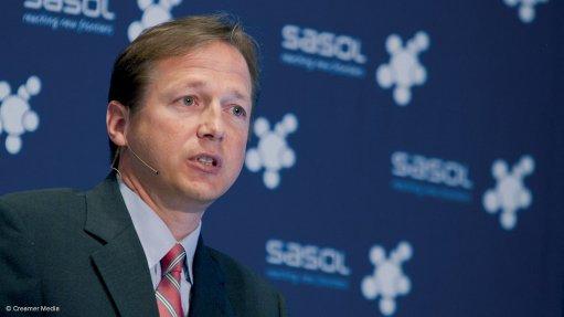 Sasol earnings plunge