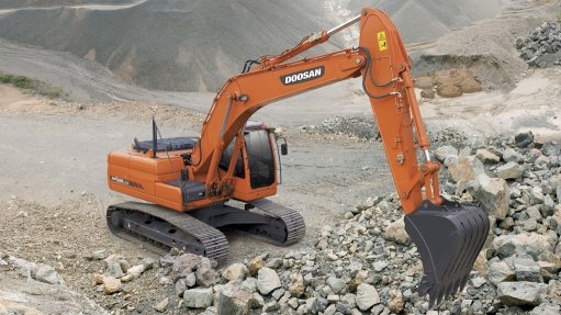 Hydraulic excavators designed  for optimum efficiency