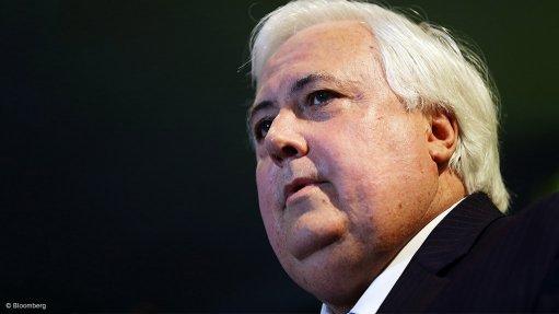 Clive Palmer's corporate restructure criticised
