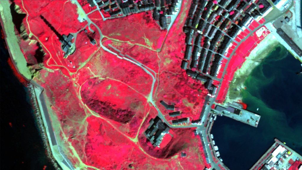 Multispectral And Hyperspectral Data Employed To Assess