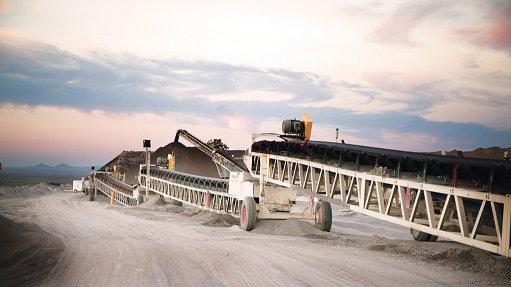 El Chanate mine, Mexico