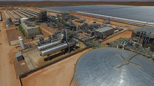 Bokpoort CSP officially inaugurated