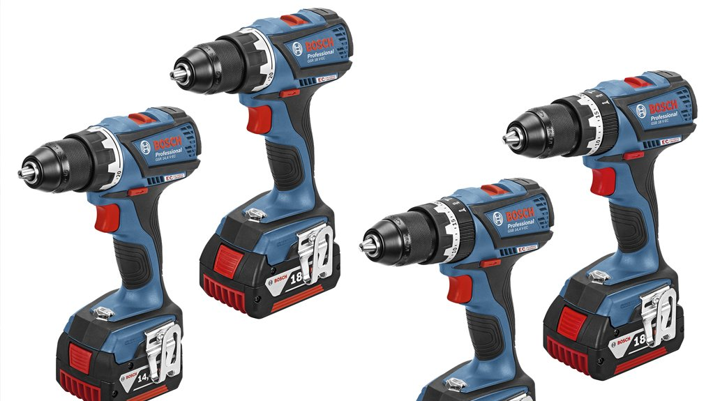 INNOVATION Bosch's new generation of cordless screwdrivers for professionals