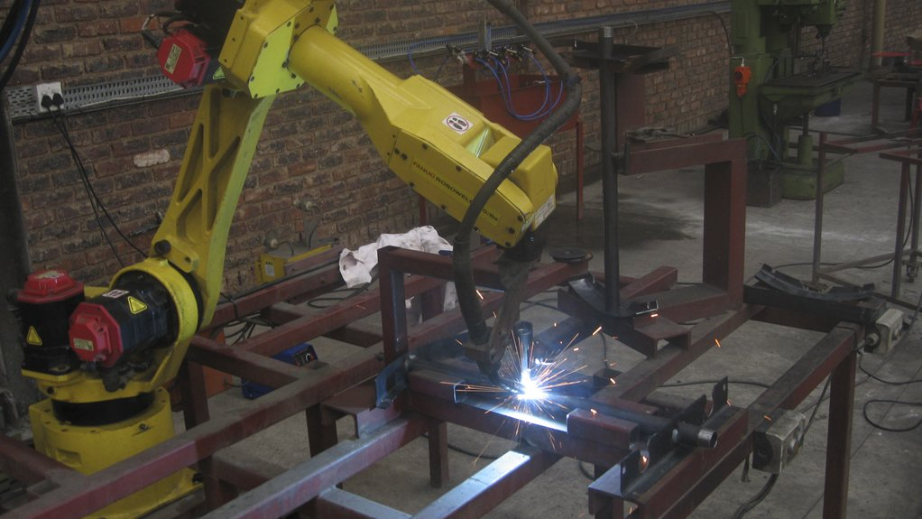 WAM METALS Acquiring robot automation to reduce operational costs and improve output