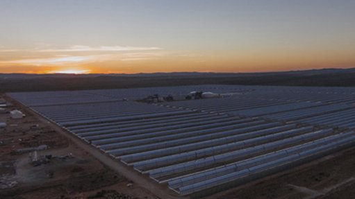 Molten salt energy storage used in S Africa CSP project