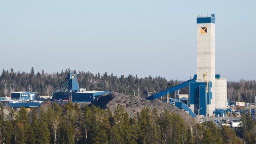 Young-Davidson mine, Canada