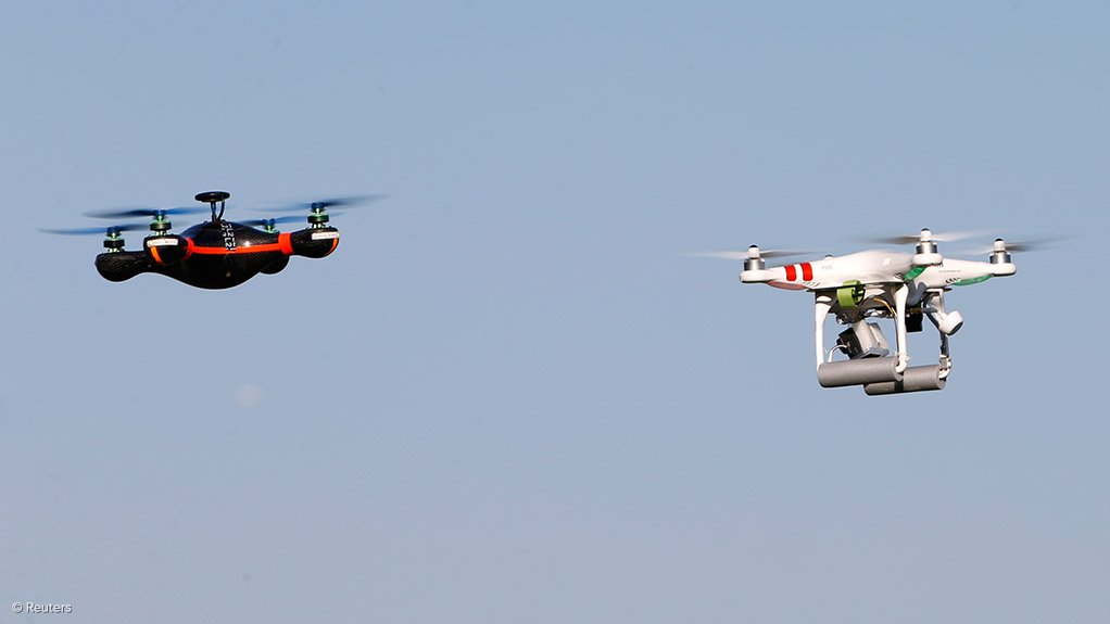 Investment in drones, wearables to expand across African mines