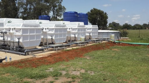 Modular wastewater plants could help relieve municipal  sewerage strain