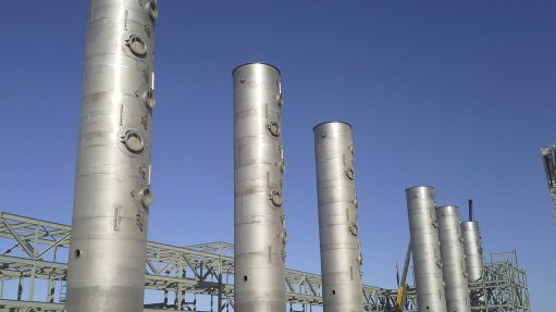 Local company completes Namibian uranium project