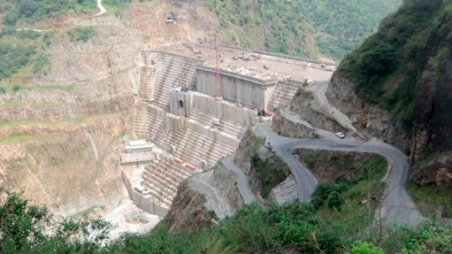 Ethiopia's Gibe III dam starts partially generating power