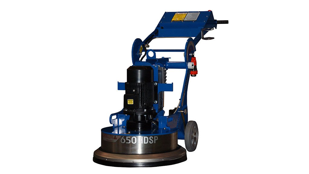 New Grinder/Polisher Added To Lambson's Hire Concrete Surface Prep Fleet