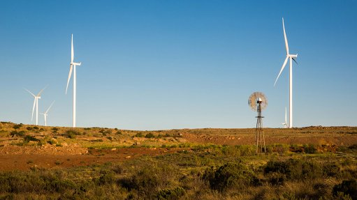 All 35 turbines erected at Noupoort wind farm project