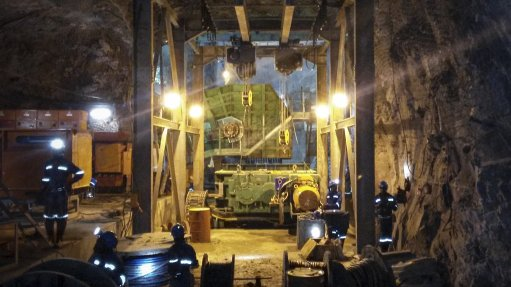 Cost benefits of crushers for Zambian copper mines significant