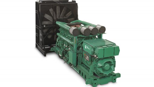 High-horsepower  generator introduced  onto market