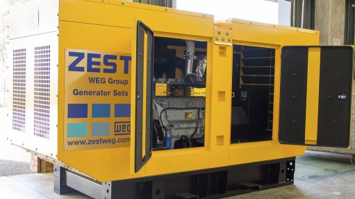 Generators withstand tough conditions