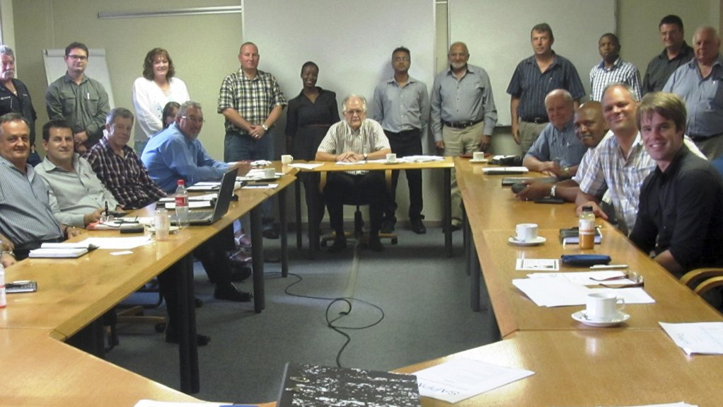 NEW MEMBERS  Close to 90% of all plastic pipes produced in South Africa are now represented by Sappma