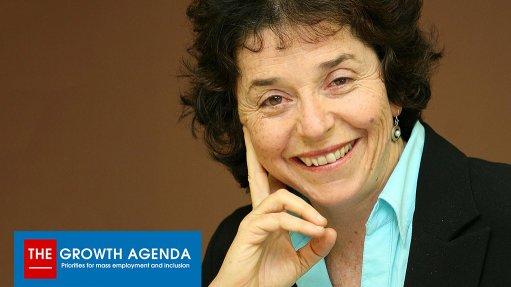 CDE executive director Ann Bernstein