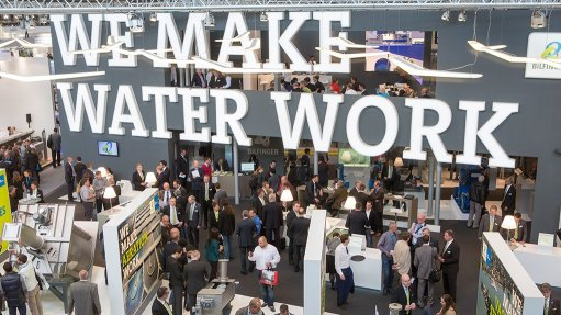 IFAT highlights sewage treatment technology