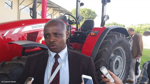 Zambia Agri Minister emphasises need to diversify beyond copper