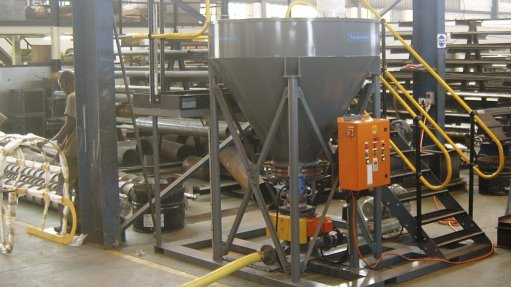 DRY SORBENT INJECTION PILOT PLANT Lodestone Engineering uses its pilot plant to design various upgrades