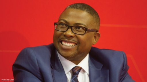 Transnet group CE Siyabonga Gama