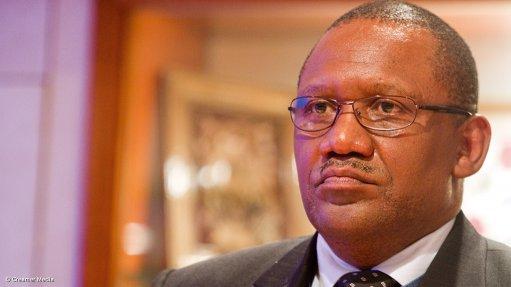 Denel acting CEO Zwelakhe Ntshepe