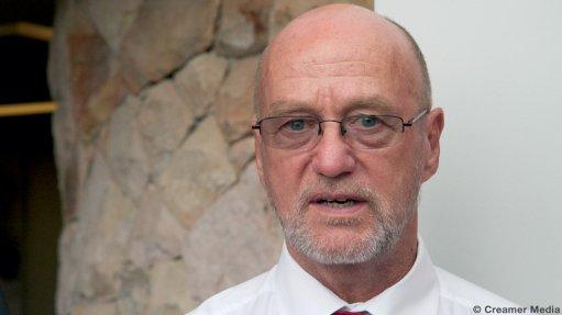 Tourism Minister Derek Hanekom