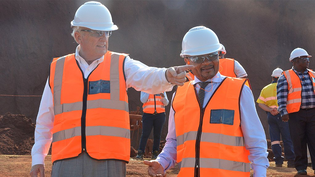 Tronox opens new R3 3bn Fairbreeze mineral sands mine in KZN